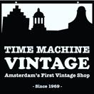 Logo Time Machine Vintage